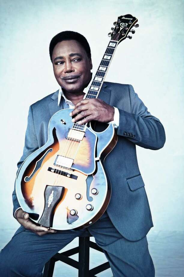 George Benson is headlining the Freihofer's Saratoga Jazz Festival at SPAC on Saturday, June 30, 2019. Photo: Provided