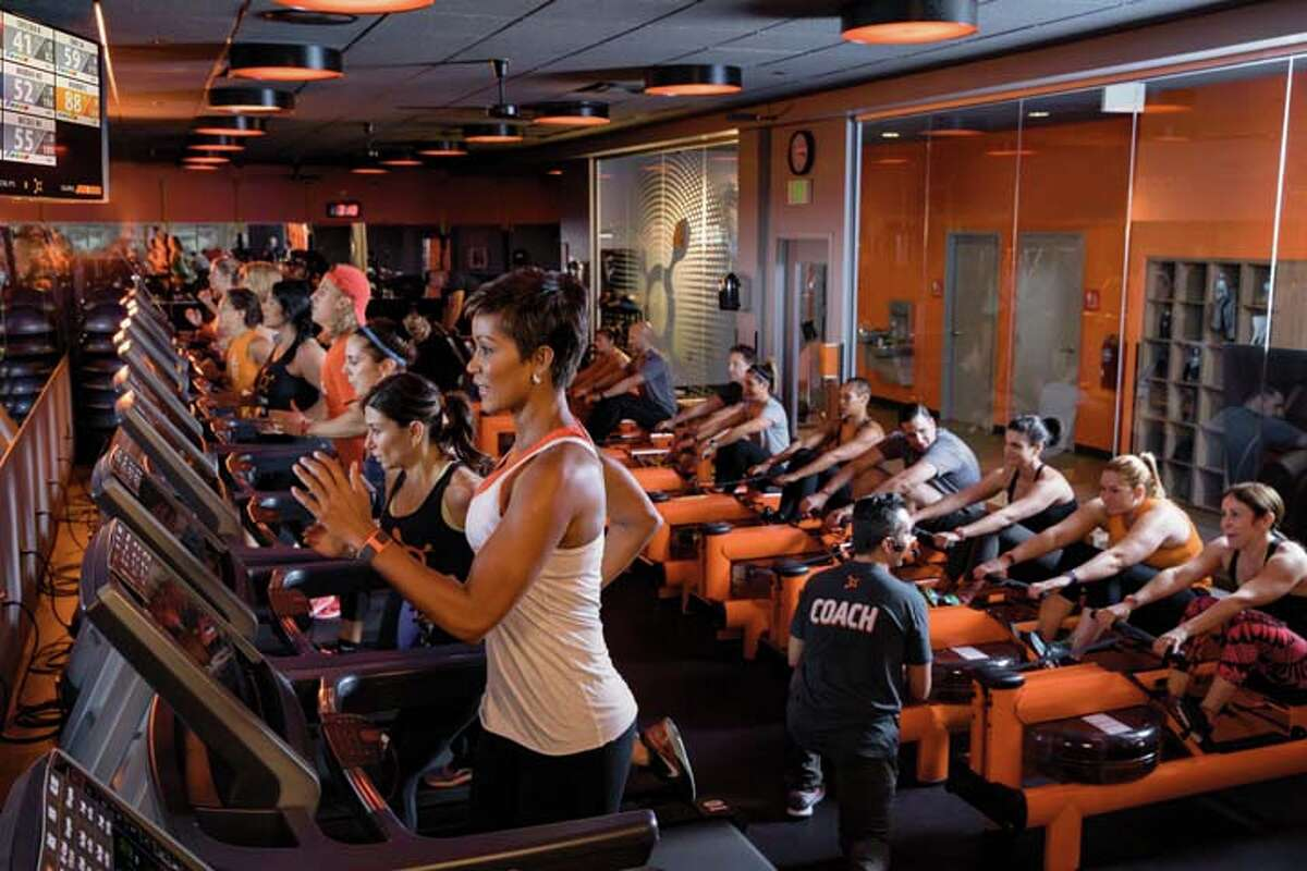 Orangetheory Fitness is coming to Ridgefield this year. They have a pop-up shop on Main Street that will be open through the summer for people who are looking to become members.