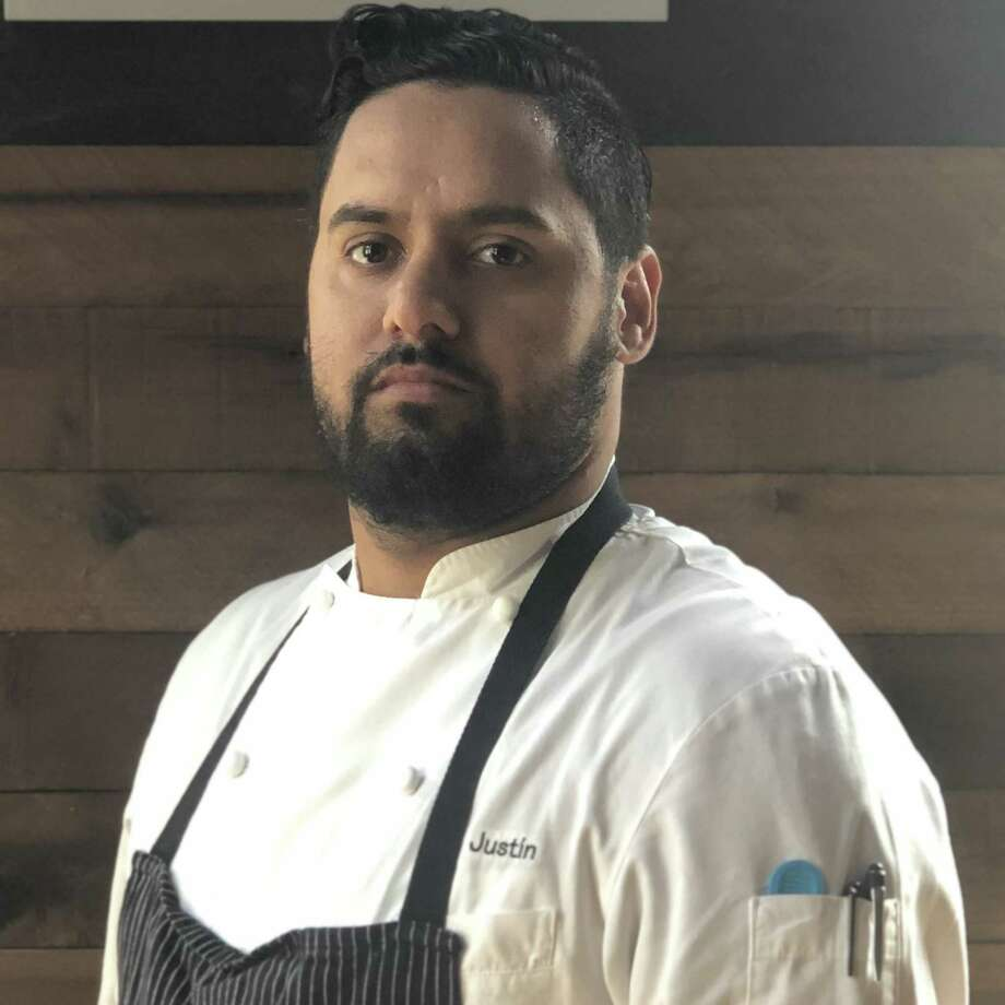 Justin Feliciano, the new head chef of Malcolm's in Schenectady. (Provided photo.)