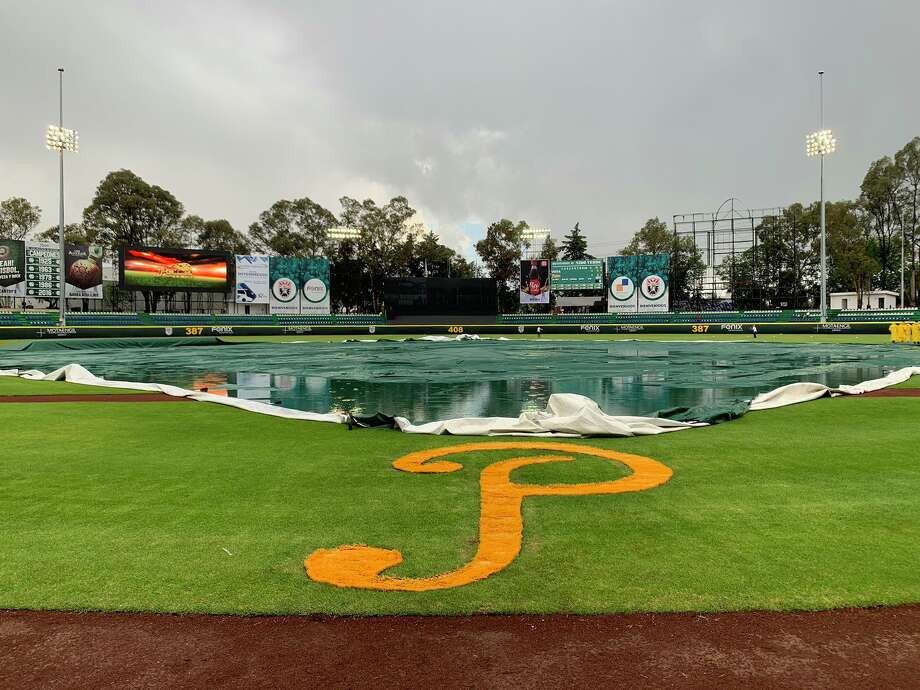 The Tecolotes and Pericos will start a doubleheader at 5 p.m. Wednesday in Puebla after Tuesday's game was postponed due to rain and hail. Photo: Courtesy Of The Tecolotes Dos Laredos
