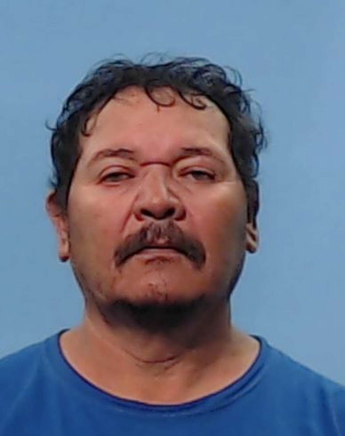Santiago Acuna was arrested on a third or more charge of DWI.