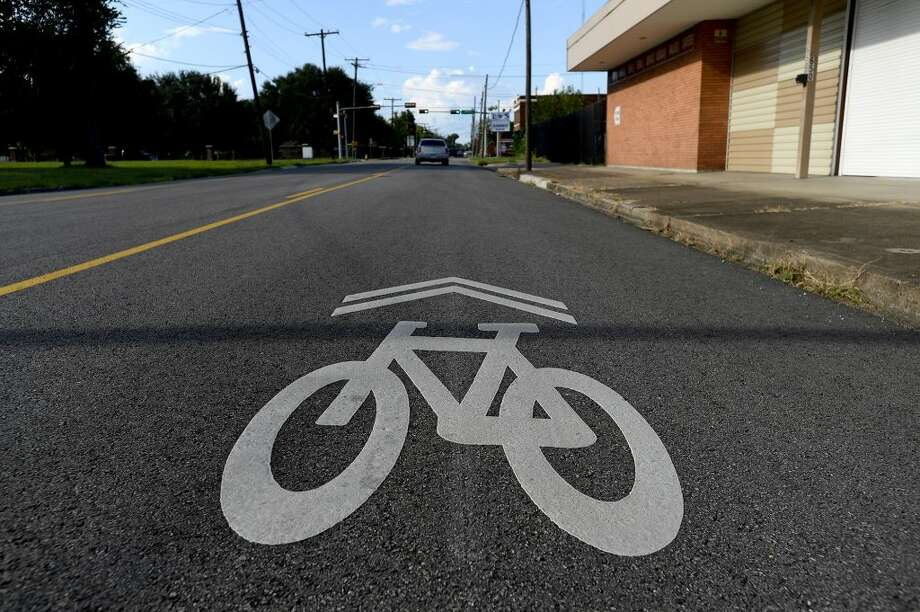 How can the town's planners make Ridgefield more accessible to bikers?