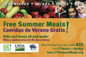 The Greenwich school discrict is offering free meals to all students attending summer school at Glenville School, but unlike previously, the program is not open to the public.