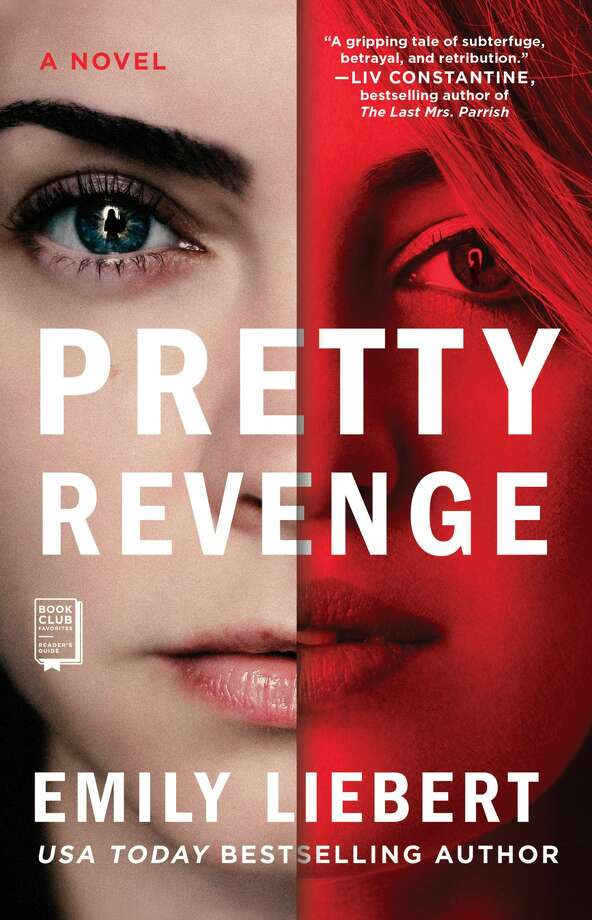 "The suspense novel ""Pretty Revenge"" by Westport author Emily Liebert comes out July 2, 2019. Photo: Simon & Schuster"