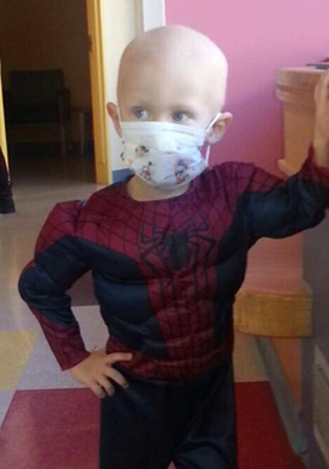 Ryan's Rebels was started in memory of three year-old Ryan Joyce.