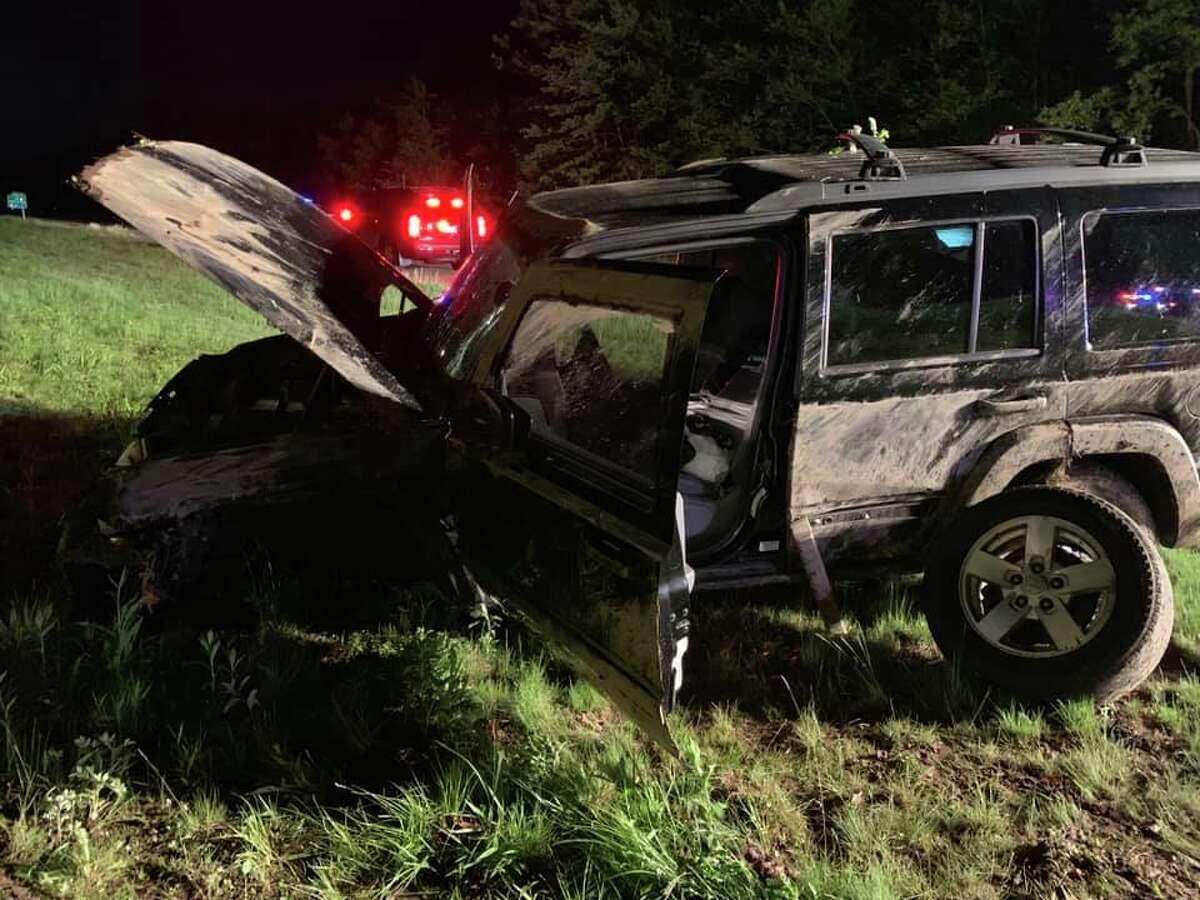 Long Hill crash 5-20-19-5