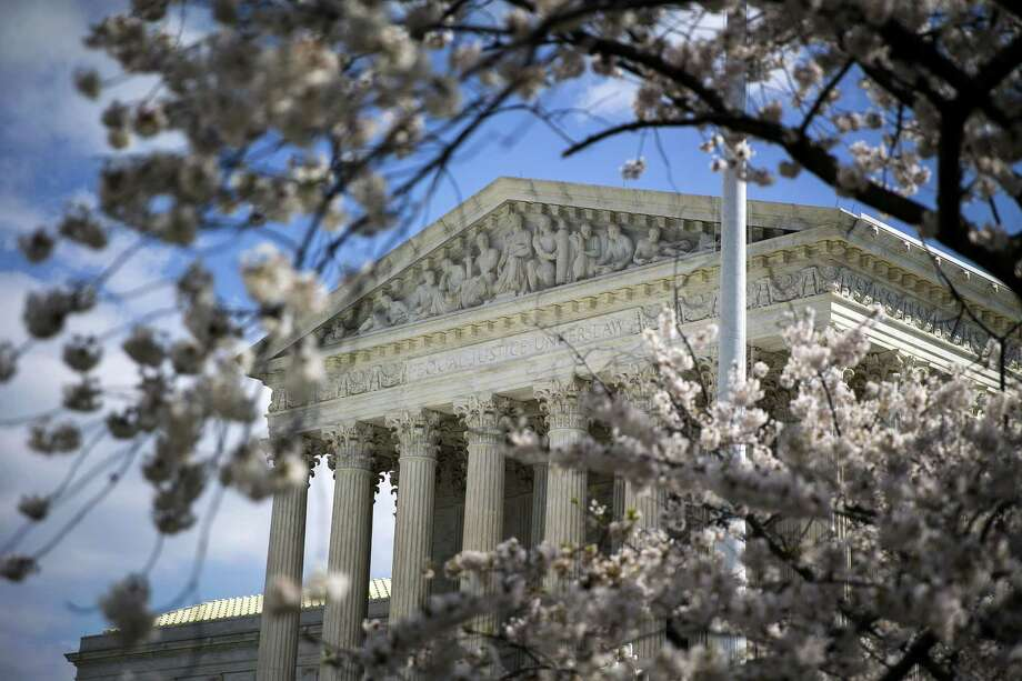 The U.S. Supreme Court building stands in Washington on April 10, 2018. Photo: Bloomberg Photo By Al Drago. / © 2018 Bloomberg Finance LP