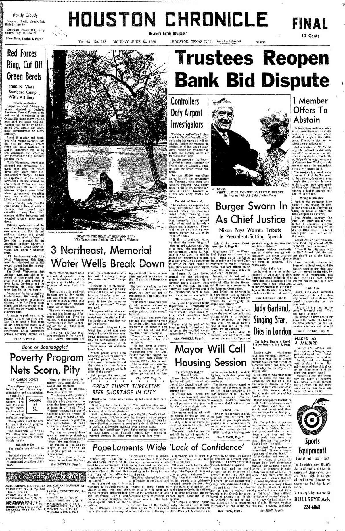 June 23, 1969