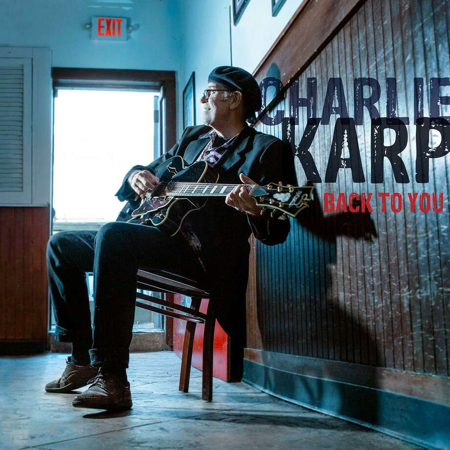 Charlie Karp, a Fairfield resident longtime musician, died Sunday, March 10. Photo: Contributed / Courtesy Of Charlie Karp's Web Site, Charliekarp.com