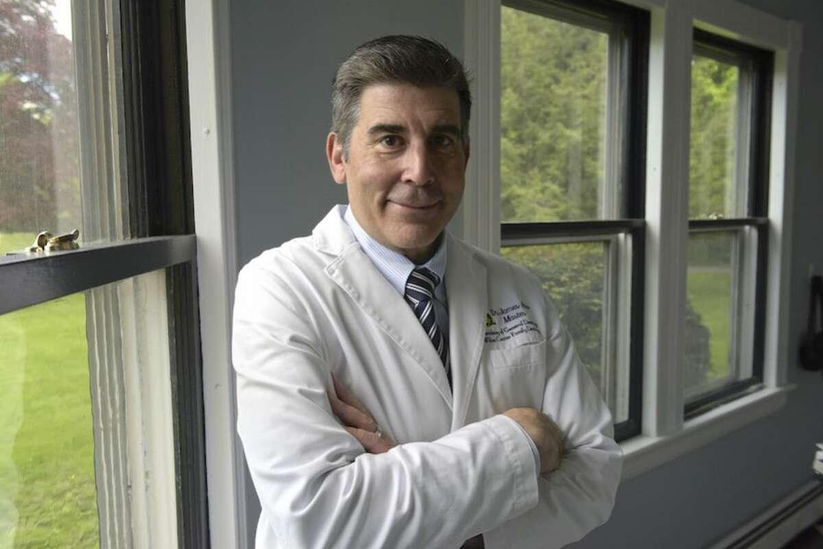Dr. James Aris marks his 25th anniversary as a dentist.