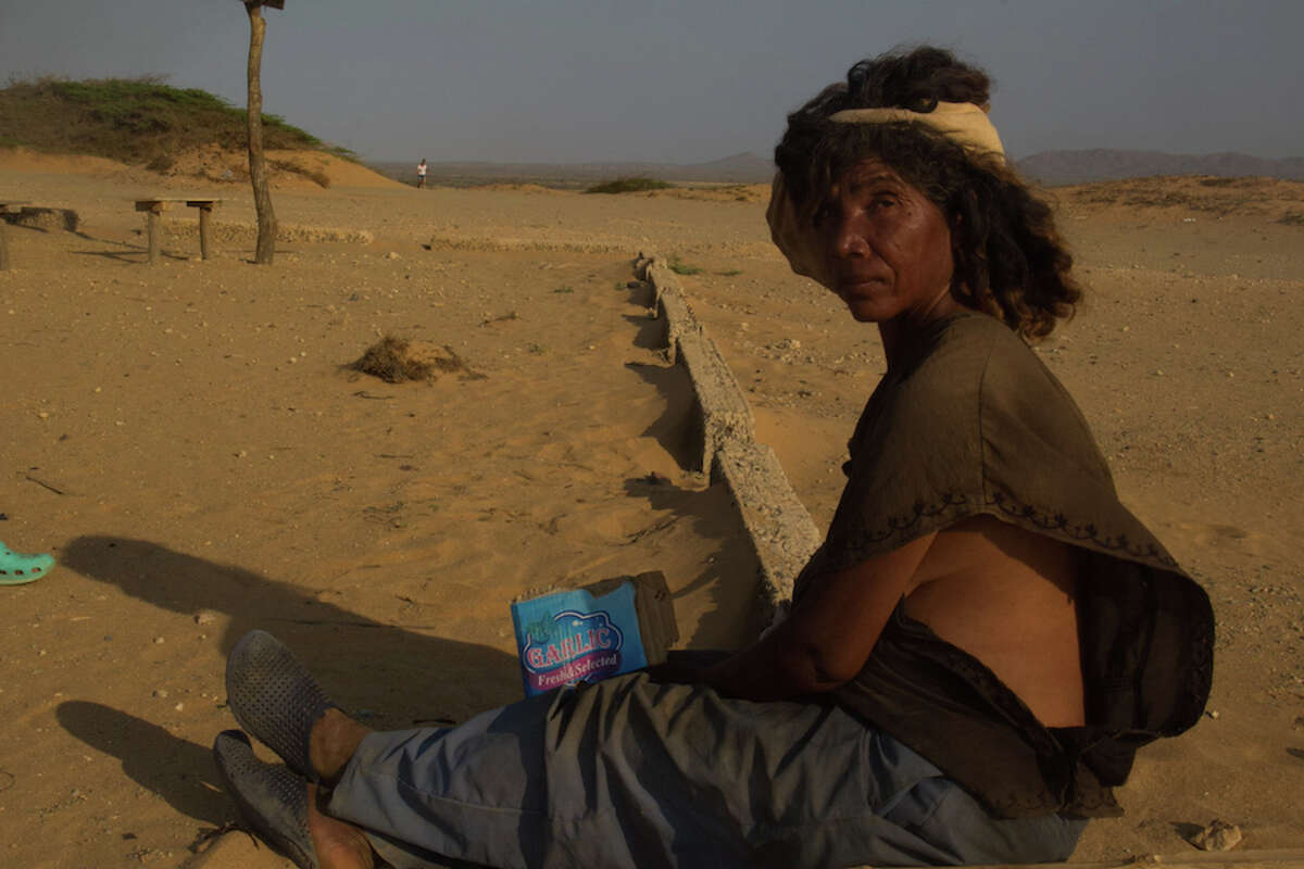 Daryl Hawk traveled from Cartagena to the Guajira Peninsula. - Daryl Hawk photo
