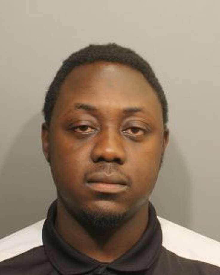 Olutade Adeyemi Gboyega. -- Wilton police photo