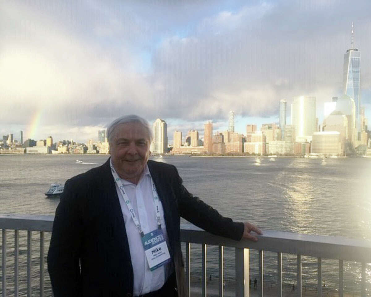 Mike Hess was awarded best reviewer at the Advertising Research Foundation's flagship conference, AUDIENCExSCIENCE. - contributed photo