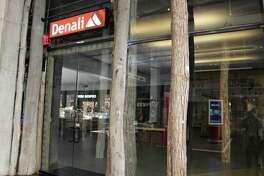 Guilford-based Denali has shut down it's store in Trumbull.