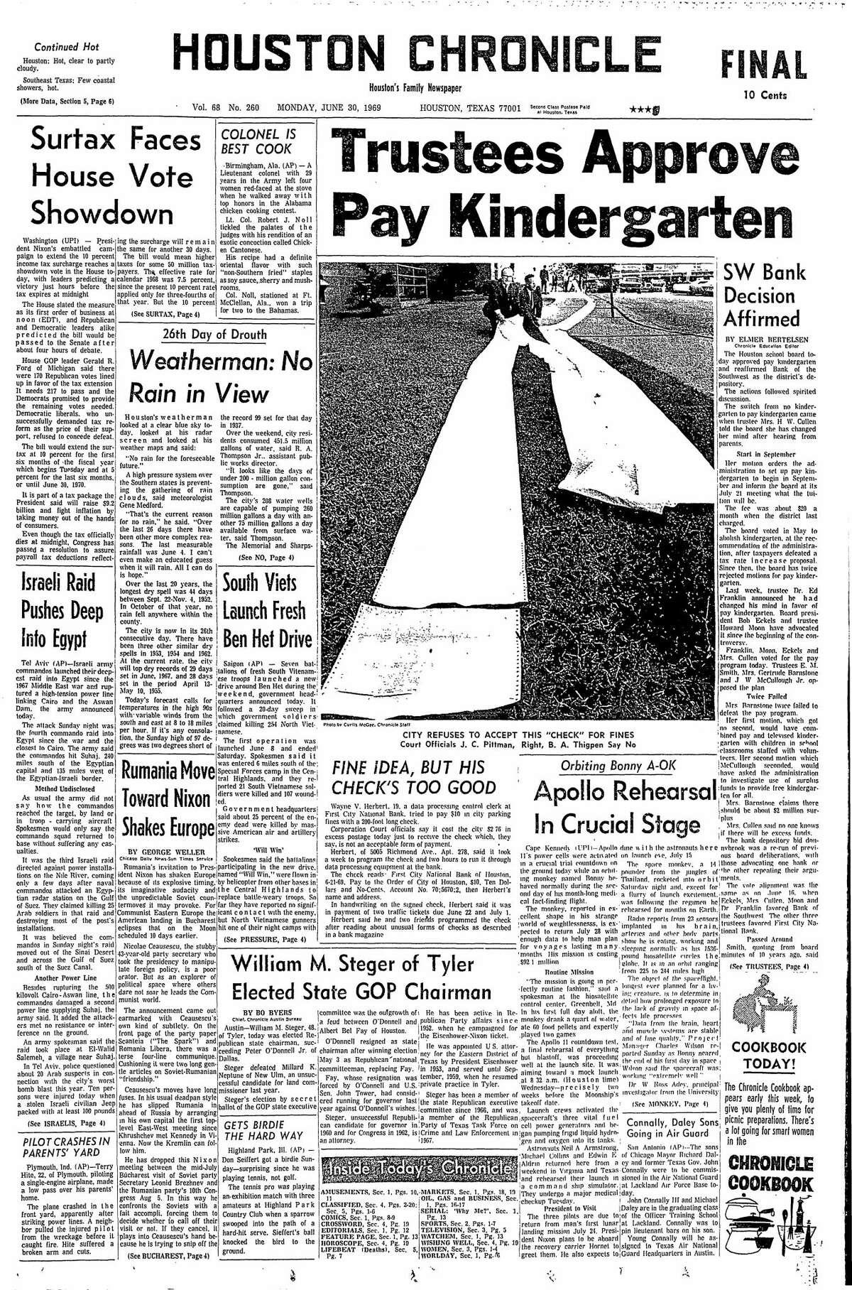 June 30, 1969