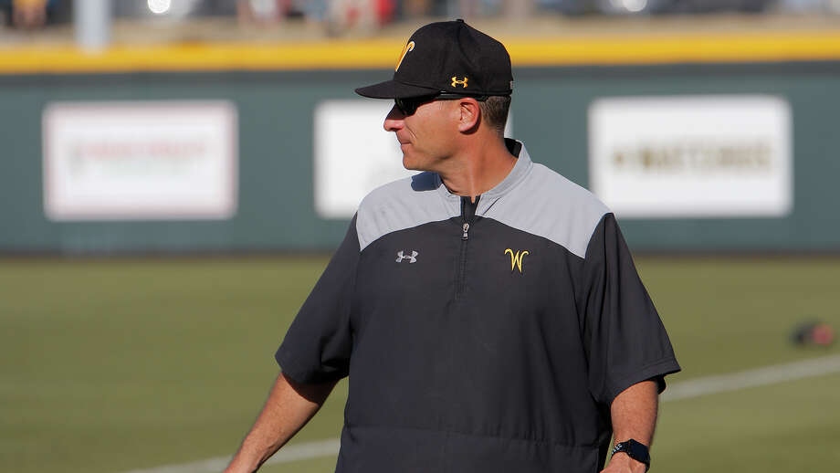 Sammy Esposito was hired as an assistant baseball coach with the Cougars. Photo: Joseph Barringhaus; Wichita State Athetics