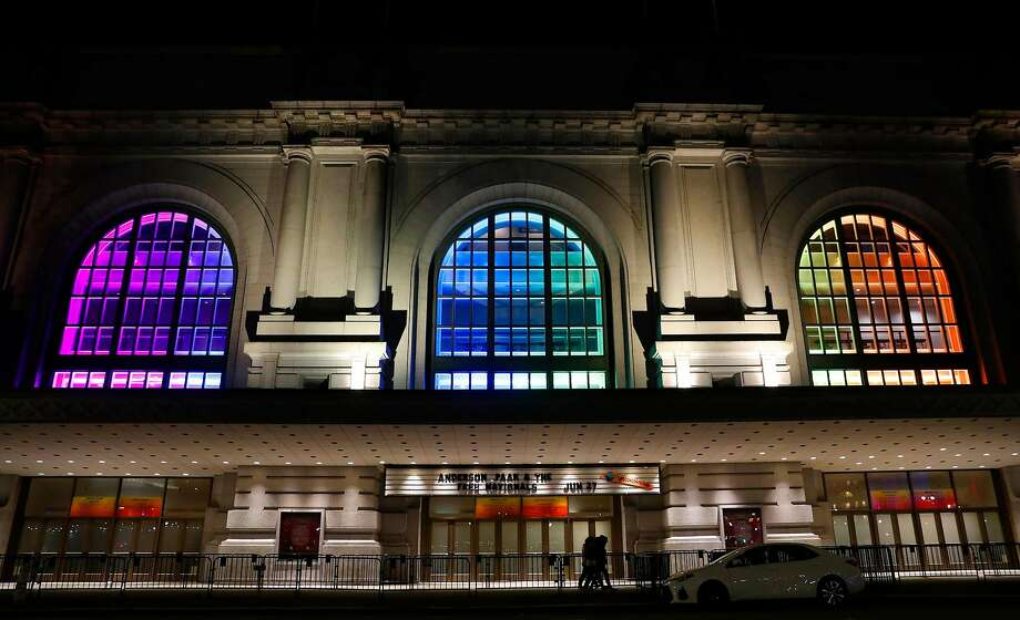 Most Celebrated Venue in San Francisco: Bill Graham Civic Auditorium
