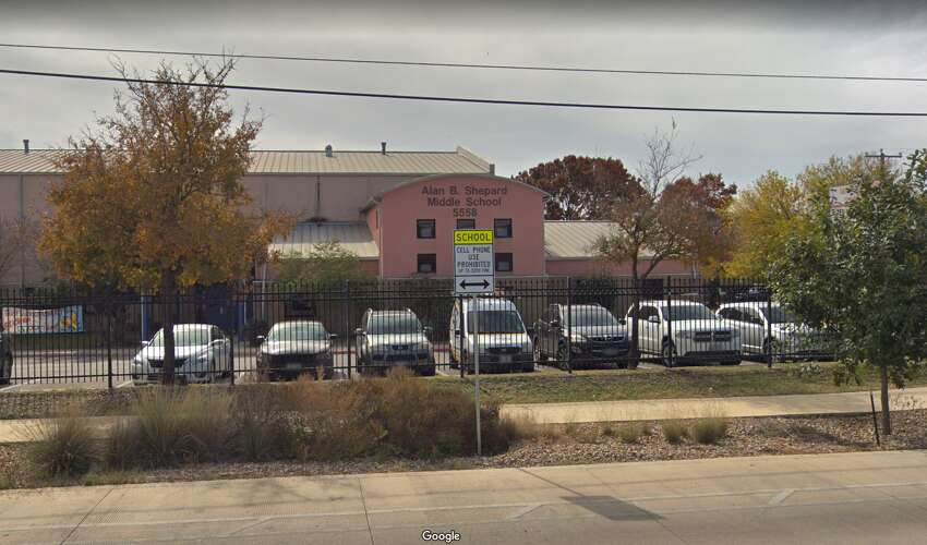 Alan B. Shepard Middle School South San Antonio ISD Grade: F Region rank: 130