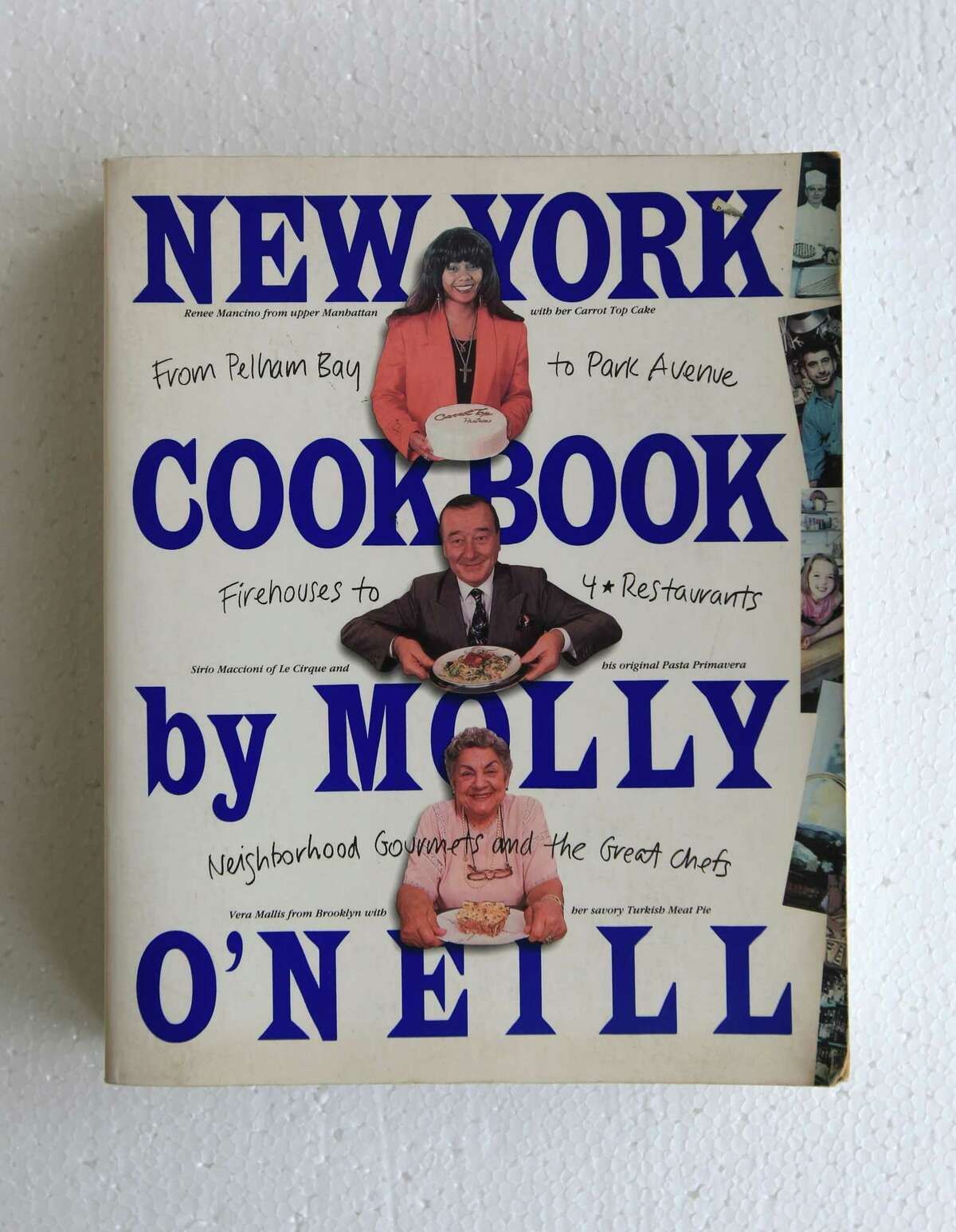 Product shot of Books for Sunday Post Magazine. New York Cookbook by Molly O'Neill. (Photo by Jonathan Wong/South China Morning Post via Getty Images)