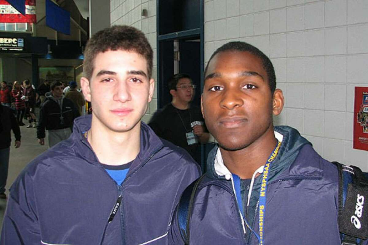 Were you seen at 2009 New York State High School Wrestling Championships?