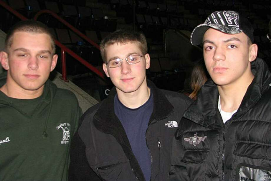 Were you seen at 2009 New York State High School Wrestling Championships? Photo: Kristi Gustafson
