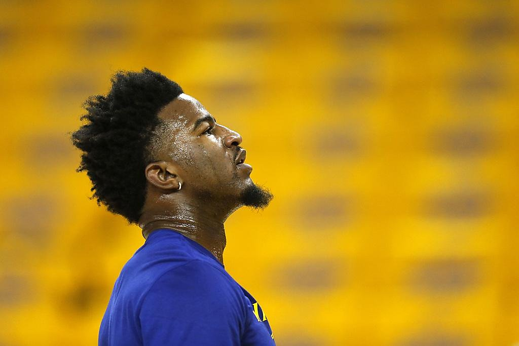 Humbled and hungry: Jordan Bell returns to Warriors with renewed purpose