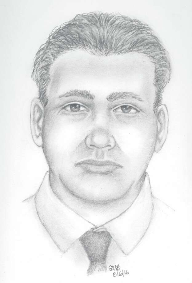 The State Police released a new forensic sketch in June 2019 of a man who was found shot in the back of the head in 1970 in the Hudson Valley, in the hopes that someone will identify the victim. Photo: State Police