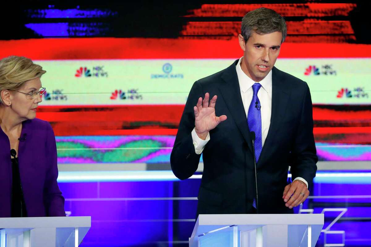Beto is No. 1 in Texas, but not for the reason you think Technically, O'Rourke was the most-searched candidate in the state of Texas, according to Google Trends. But most pundits have agreed that the promising, one-time U.S. Senate candidate got picked on a few times by Julian Castro. The former San Antonio Mayor hit the former El Paso congressman hard on topics such as taxes and immigration.