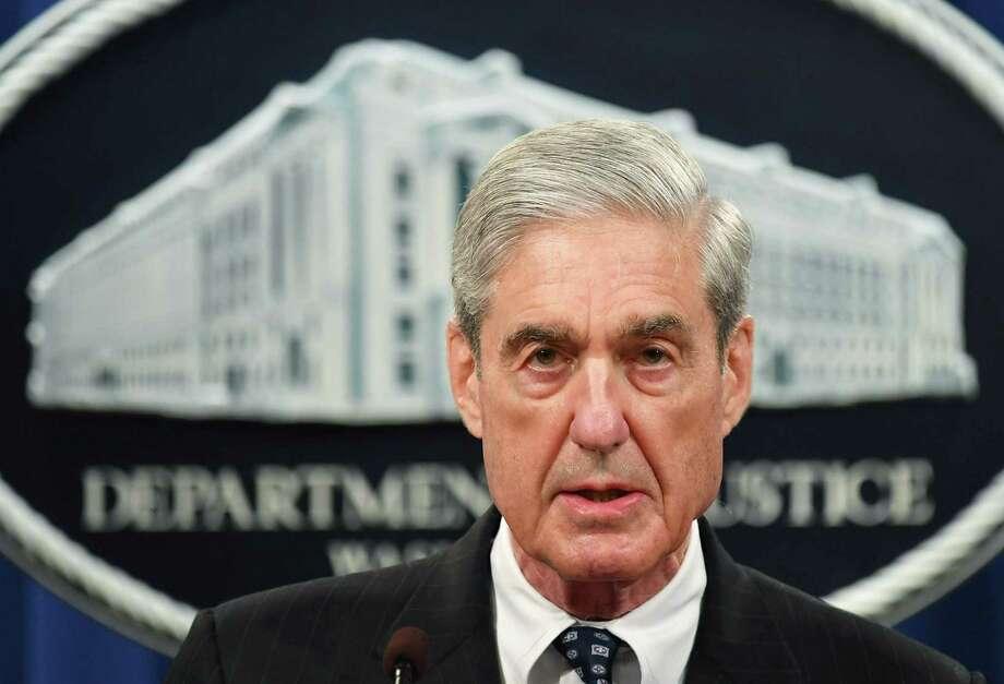 Mueller Photo: MANDEL NGAN /AFP /Getty Images / AFP or licensors