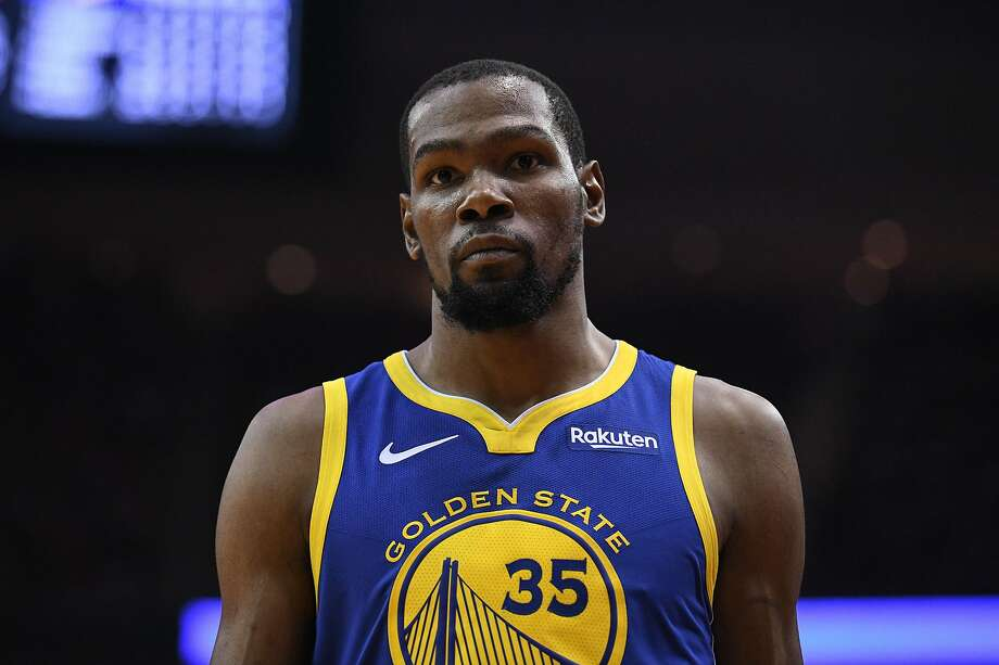 "October 3, 2018: He'll be ""honest"" about his free agencyWhile speaking to ESPN before the start of the season, Durant said he ""won't be ashamed"" to discuss the decision he ultimately makes.FULL QUOTE: ""I dealt with it before. I just try to be as honest as I can. I'm not going to tell people what I'm thinking. ... Some days I think about my free agency, some days I don't. Some days I think about what my future looks like, some days I don't. I'm just human. That's just natural for me. But I can't sit down and talk to people about it because I want to keep playing, I want to focus on the season. So I know the questions are going to come. I know a lot of people are going to speculate and print rumors and sources, but nobody's heard from me about anything, so it's just all speculation at this point."" Photo: Loren Elliott, Special To The Chronicle"