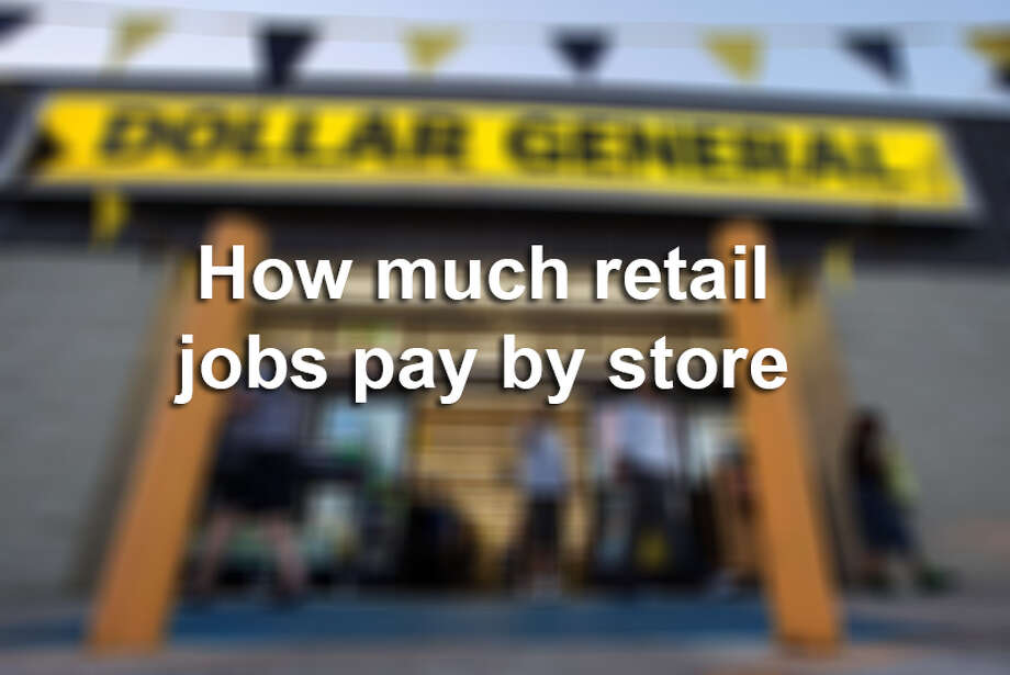 Keep clicking to see how much various retail jobs pay across the U.S. Photo: Eric Gay, STF