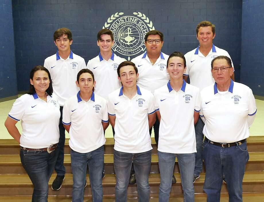 The St. Augustine boys' golf team will play in the High School Golf National Invitational this Thursday and Friday hosted by the National High School Golf Association in Orlando, Florida. Photo: Cuate Santos /Laredo Morning Times / Laredo Morning Times