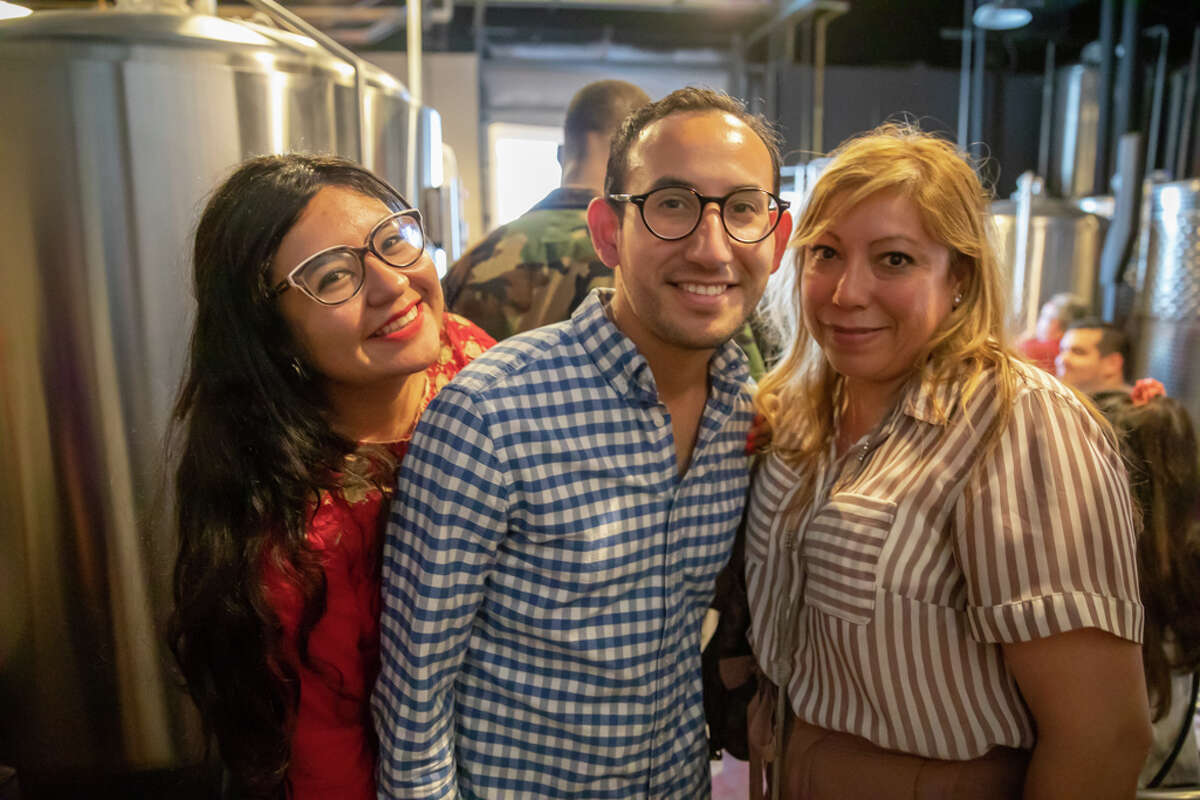 San Antonio gathered at the Dorcol Distilling + Brewing Co. for a Democratic Debate watch party Wednesday June 26.