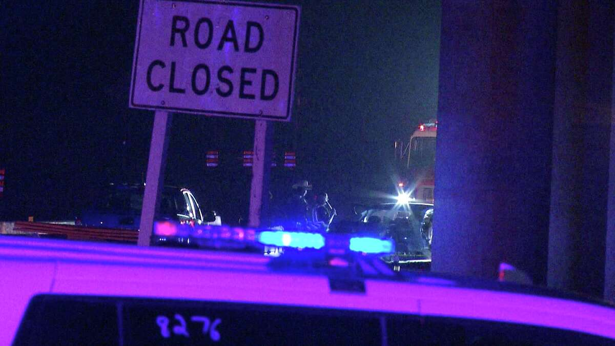 One man was killed and another was hospitalized in critical condition after a crash near Highway 281 and Loop 1604 in southern Bexar County on June 27, 2019.