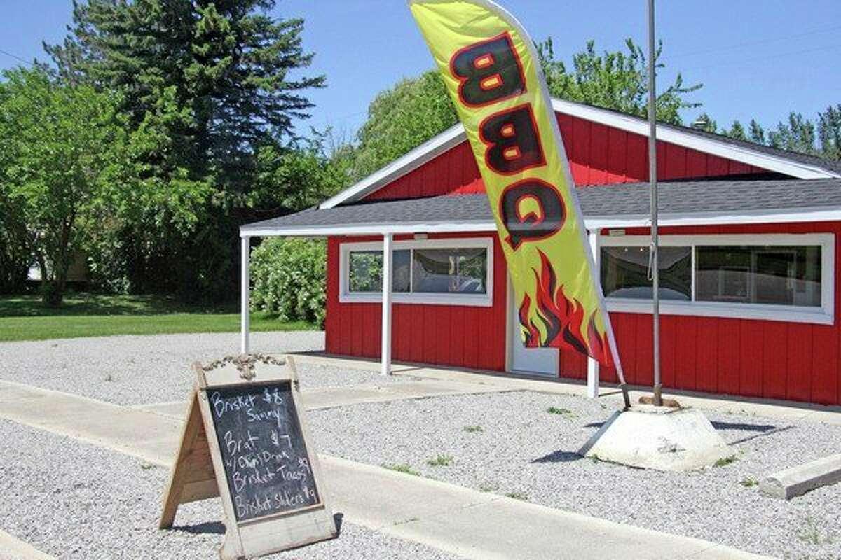 Savory Smokehouse recently opened thisrestaurant location in Elkton. (Seth Stapleton/Huron Daily Tribune)