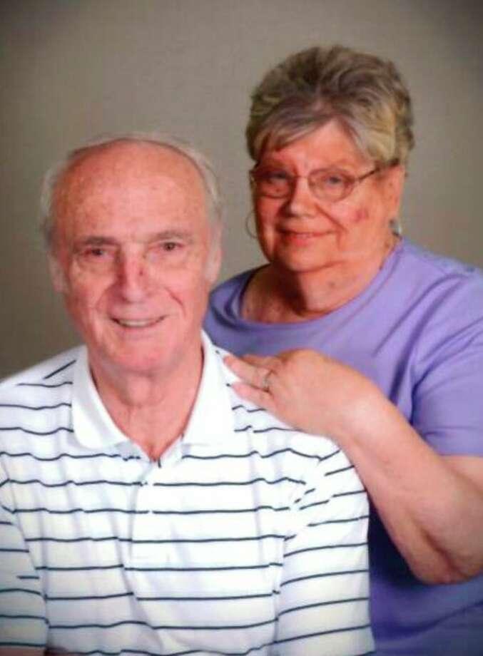 Glenn and Bertha McJames