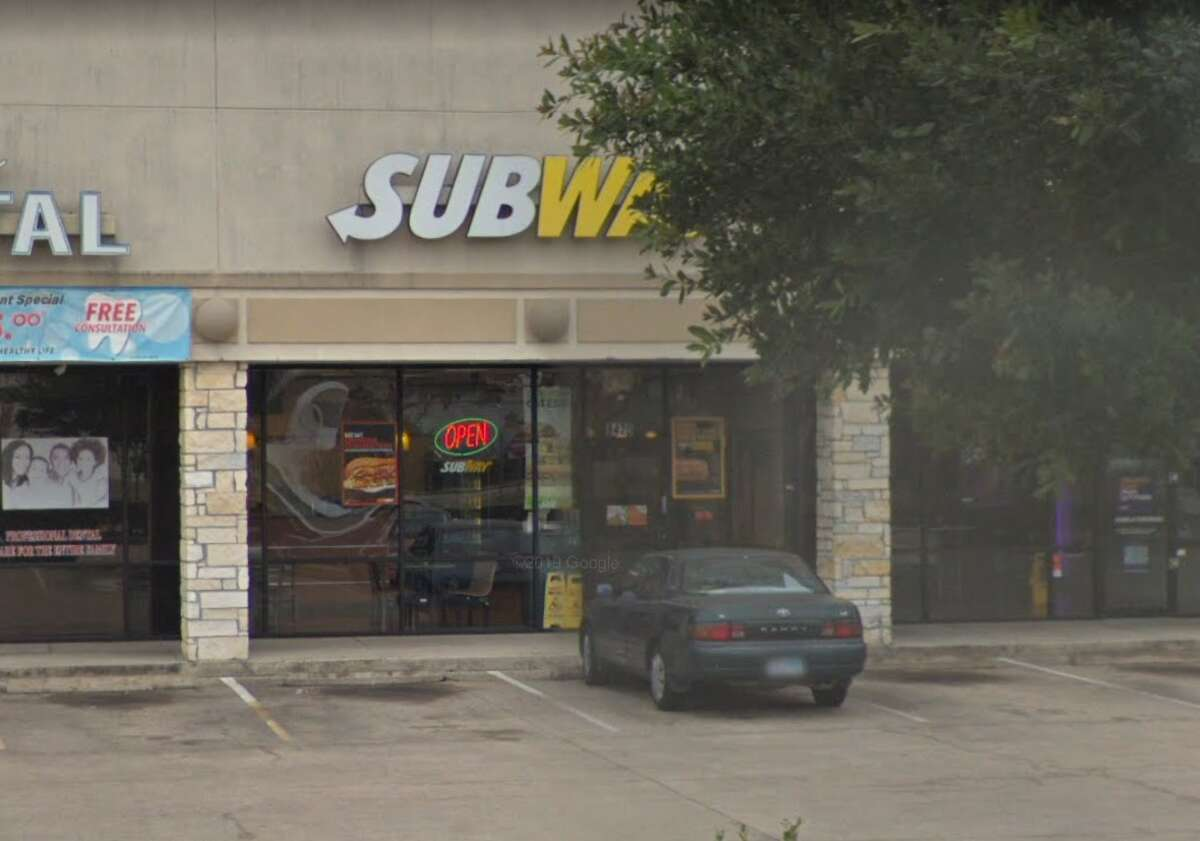 Subway 8420 S Sam Houston Pkwy Demerits: 29 Inspection highlights: Ambient temperature of food prep area around 89 degrees after AC malfunction, leading employees