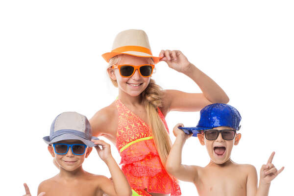 This summer, kids have more swimwear choices than ever, not only in colors, but also in styles.