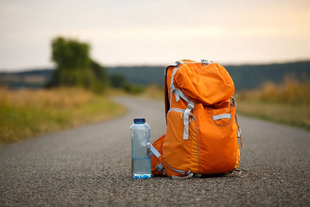 Consider those backpacks with water bottle stashes, helmet straps and stretch pockets for storing extra gear.