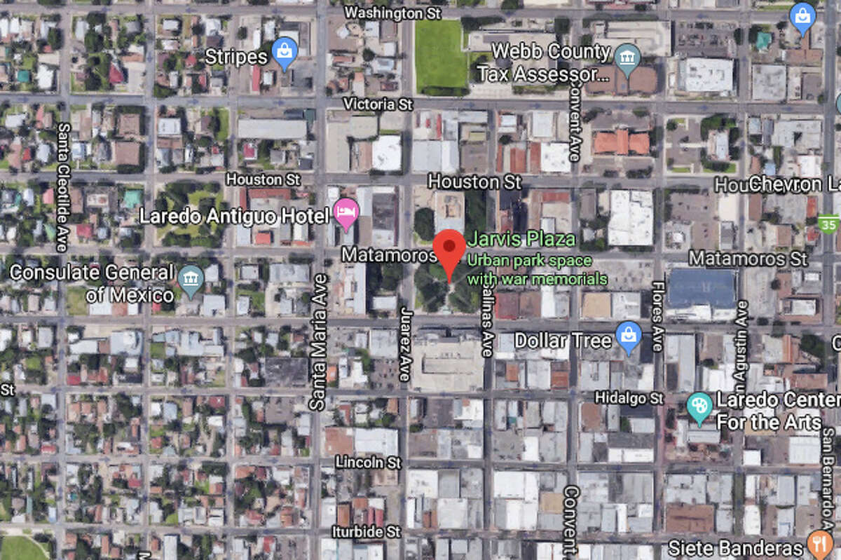 A male stated that on June 12, he met up with Guzman at about 11 p.m. by Jarvis Plaza in downtown Laredo.
