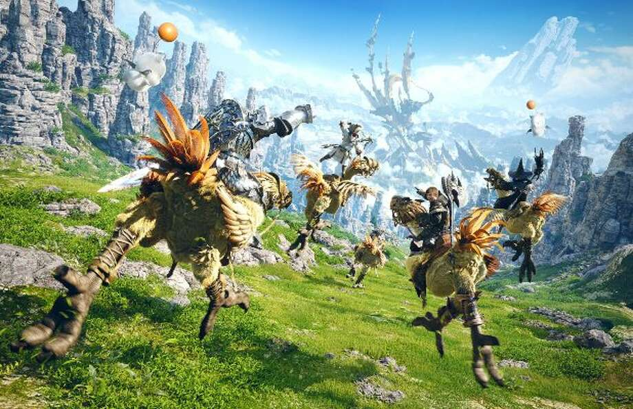 Live-Action 'Final Fantasy' TV Series in Development at Sony - San
