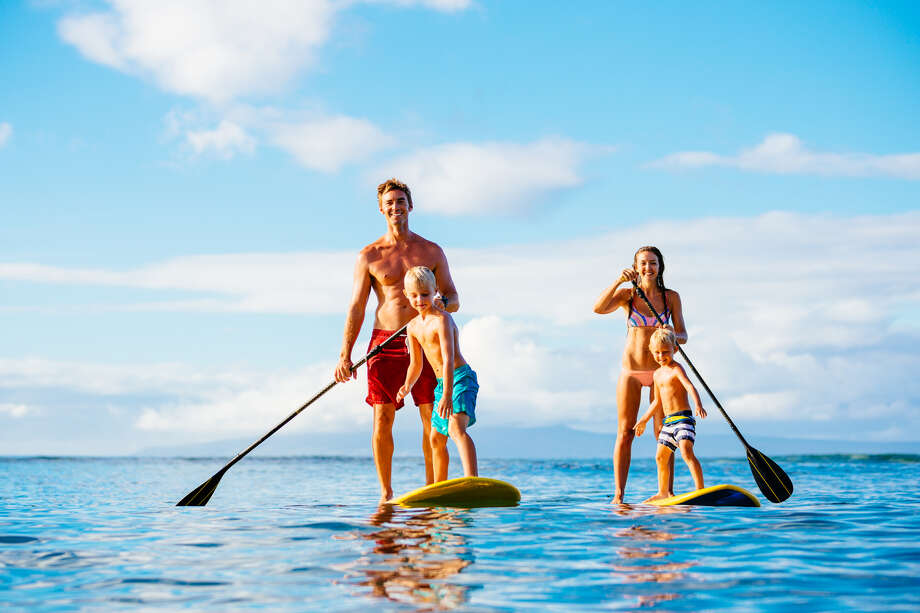 Find the right spot to practice water sports