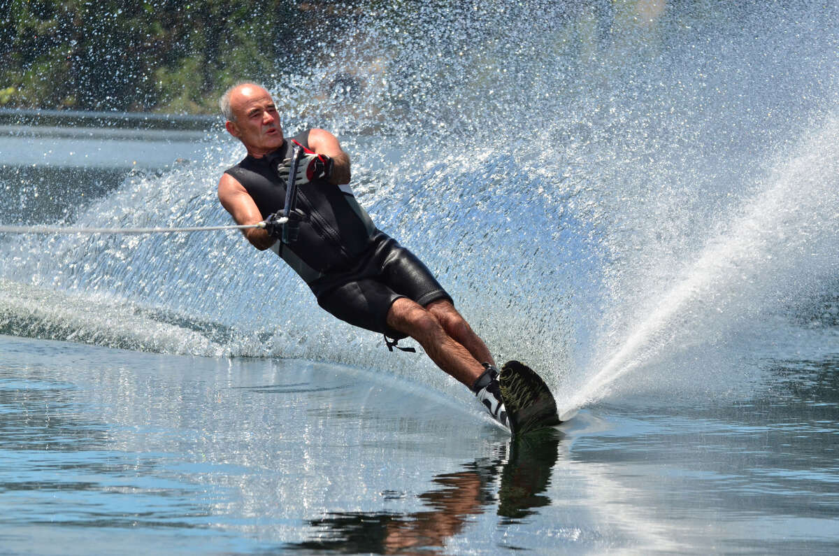 For water skiing and wakeboarding, visit Galveston Bay or head to Wake Nation, a full-scale cable wakeboarding park on a 12-acre lake just off Texas 288.