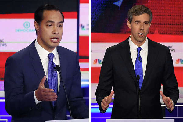 With First Debates Over How Do Texans Beto O Rourke And Julian