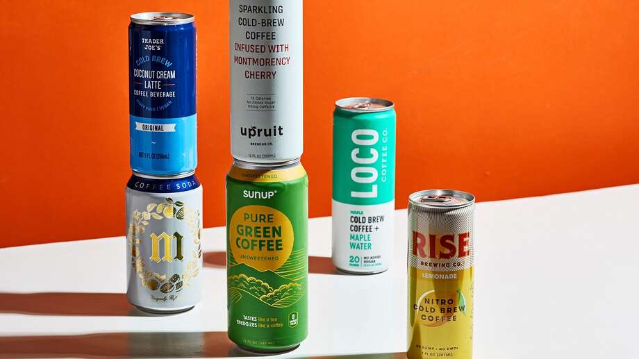 Canned coffee is suddenly a lot more interesting, with funky flavors and many more bubbles
