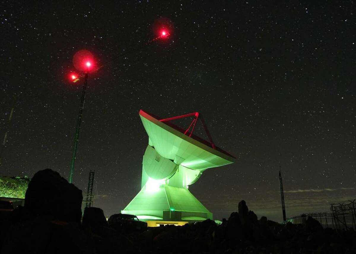 The Large Millimeter Telescope Alfonso Serrano in Mexico was one of eight that collaborated to deliver the first ever black hole image as part of the Event Horizon Telescope project. The collaboration essentially created an array as wide as the Earth.The group also looked at Sagittarius A*, the black hole at the center of the Milky Way galaxy, but hasn't produced an image of it.