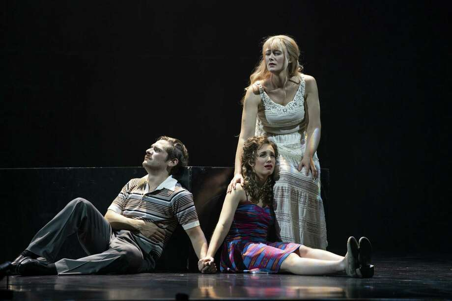 New York City Opera Holds Pride In The Park Event At >> Classical Notes Marrying Issues Opera With Difficulties Times Union
