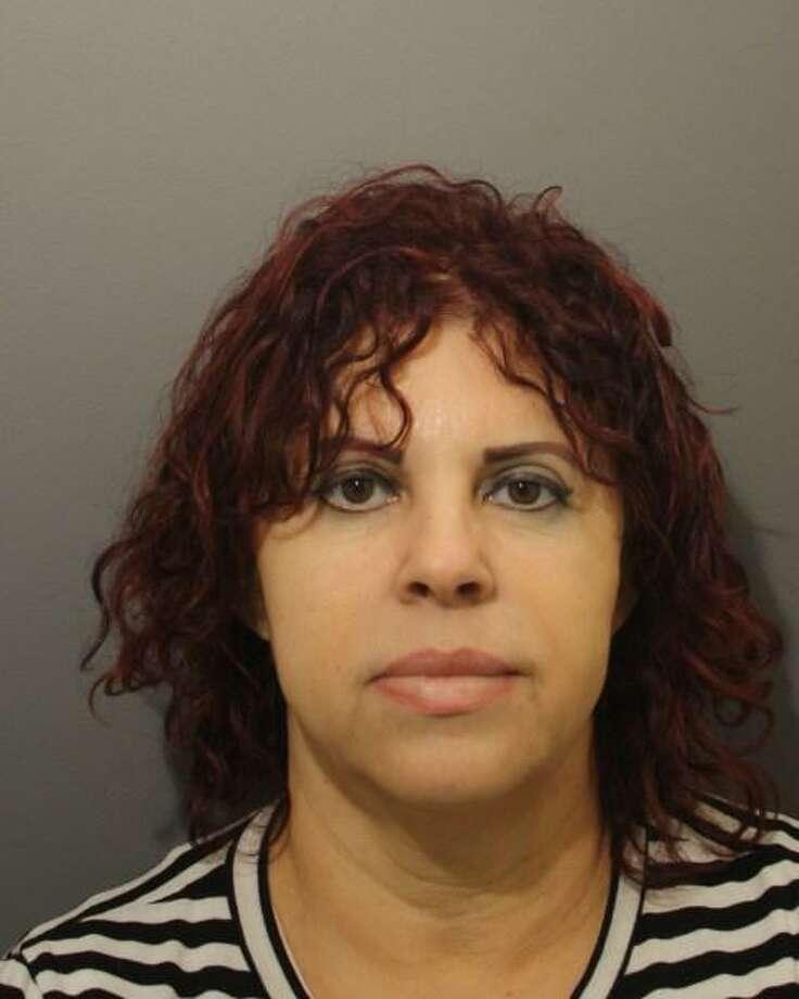 Yolanda Santa, 56, of Ridgewood, N.Y. Photo: Wilton Police Department