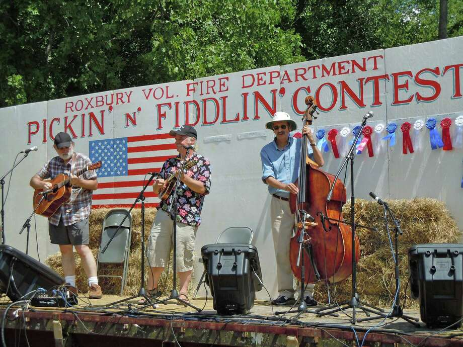 The annual Pickin' & Fiddlin' Contest returns to Roxbury on July 13. Photo: GGDavis.com Photography / Contributed Photo