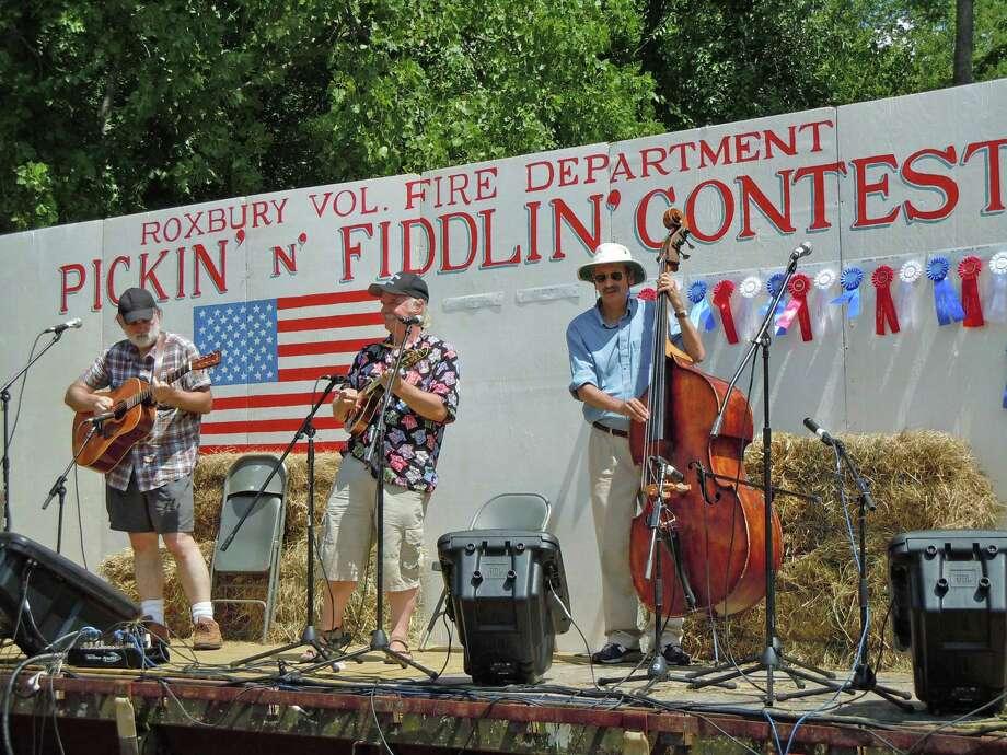 The annual Pickin' & Fiddlin' Contest returns to Roxbury on July 13. Photo: GGDavis.com Photography / Contributed Photo